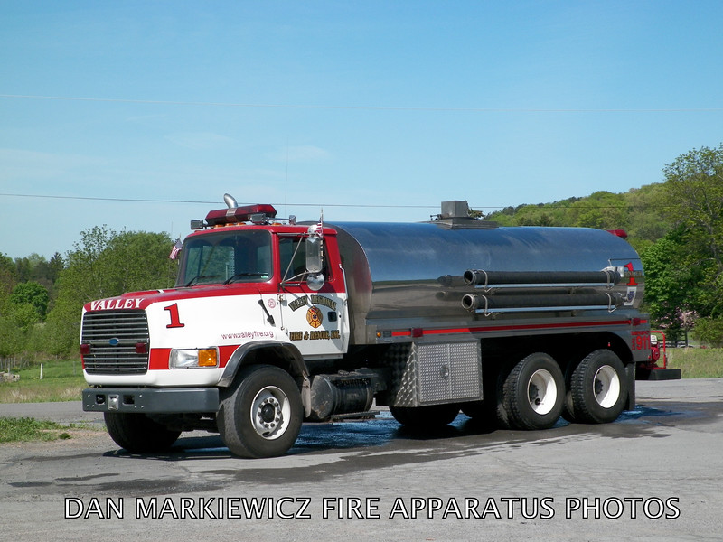 VALLEY REGIONAL FIRE & RESCUE INC