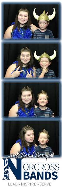 5.10.18 Norcross H.S. Band Banquet