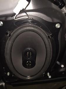 2013 Lexus ES350 Front Door Speaker Installation - USA