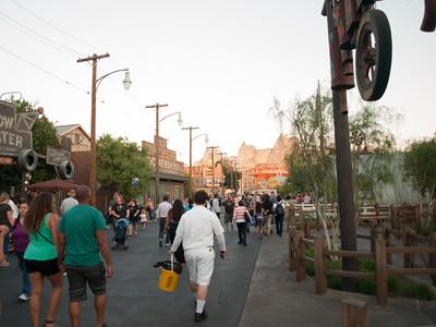 2014 - Disneyland and California