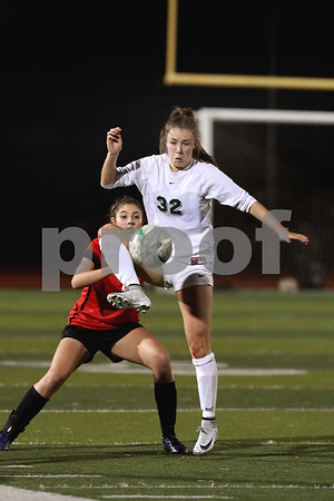 2017-18 Soccer Girls Varsity San Ramon Valley vs Monte Vista