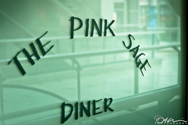 The Pink Sage Diner @ Solaris Dutamas