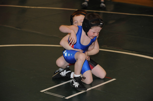 Wrestling - New Year's Bash - 10:00 AM to Noon