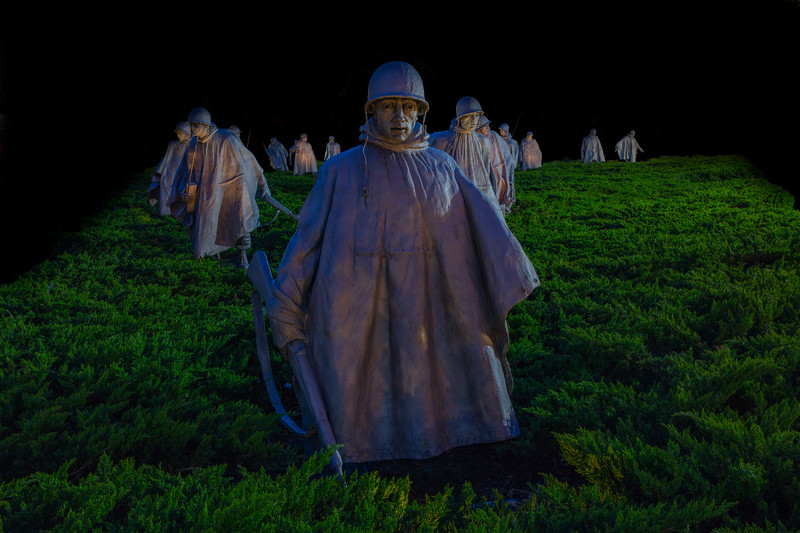 Korean War Veterans Memorial - H16