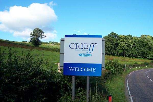 9 Crieff Scotland