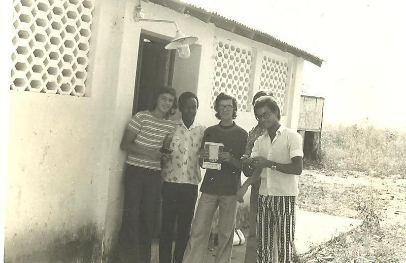 Antonio Joaquim, Quim Macedo, Henrique Neto, João Vicente Martins
