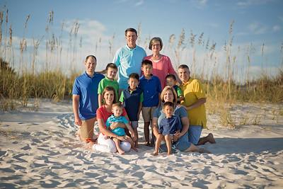 Land Family Beach 2016- Edited
