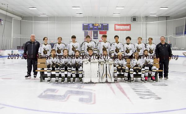 2019-20 Maine Moose Hockey 14UT3