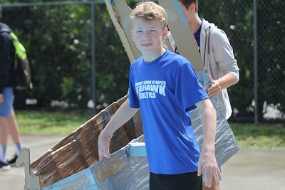 5-30-2018: Middle School Boat Races