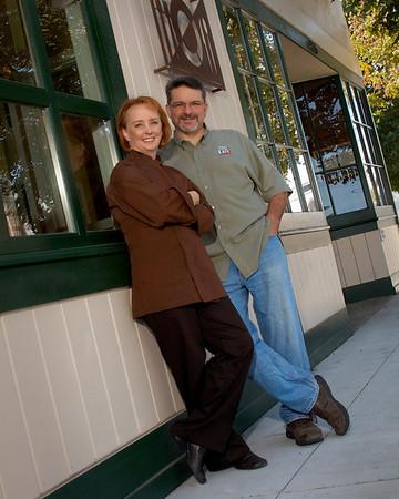 Jim & Amber