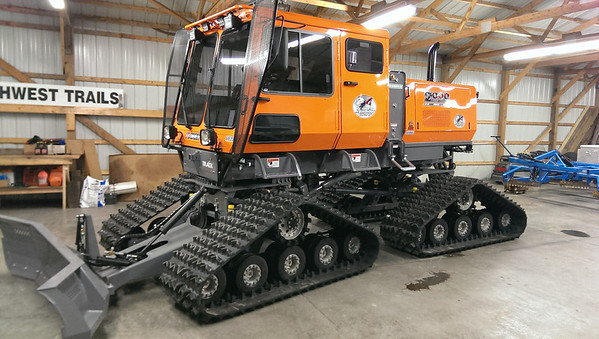 2013 Tucker Sno Cat
