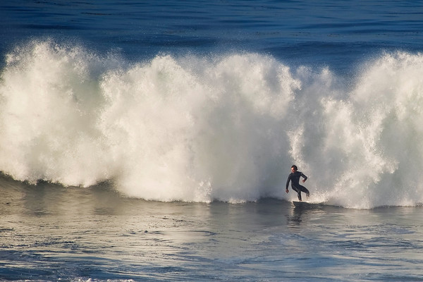 Big Surf @ Swami's - San Diego/Encinitas