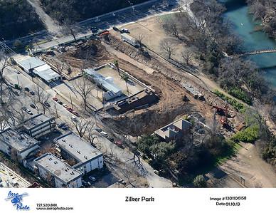 Zilker Park Aerials