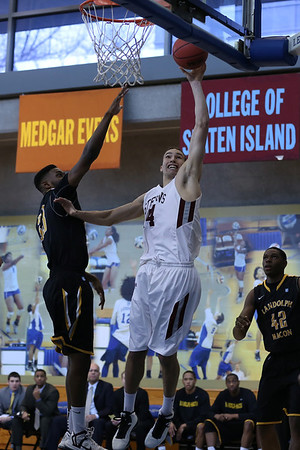 Stevens Basketball v Randolph Macon March 2 2013