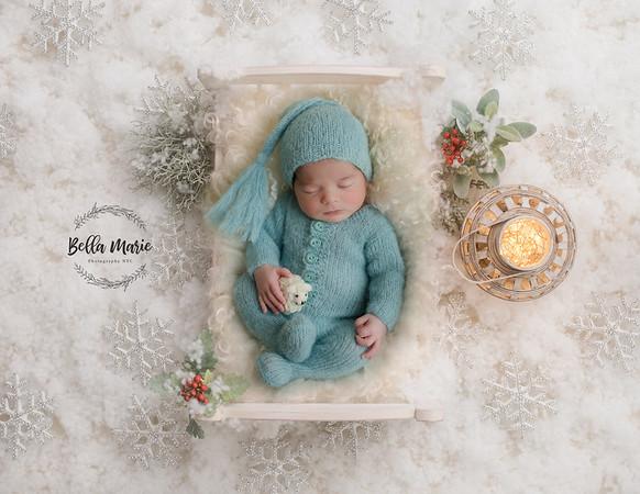 Baby Boy Edward