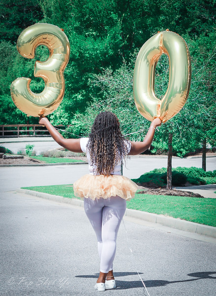 Lily @ 30