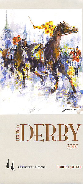 Derby and Oaks (2007)