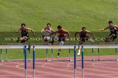 032710 Boys 300 Hurdles