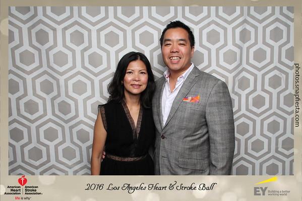 2016 Los Angeles Heart & Stroke Ball 6.11.16