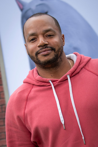 WESTWOOD, CALIFORNIA - JUNE 02: Donald Faison attends the Premiere of Universal Pictures' 'The Secret Life Of Pets 2' at Regency Village Theatre on Sunday, June 02, 2019 in Westwood, California. (Photo by Tom Sorensen/Moovieboy Pictures)