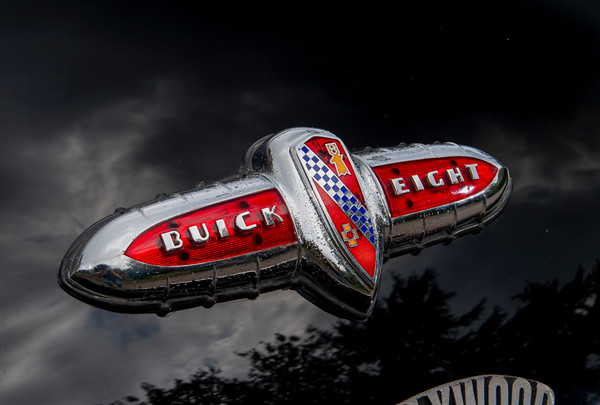41 Buick convertible