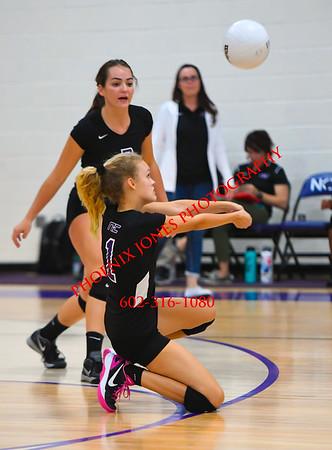 2017-18 - JV Volleyball Games