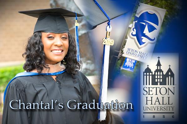 Chantal's Graduation
