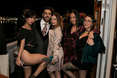Holiday Party on Flagship Cruises Yacht 12-16-2019