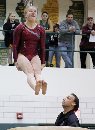 Gymnastics Sectional