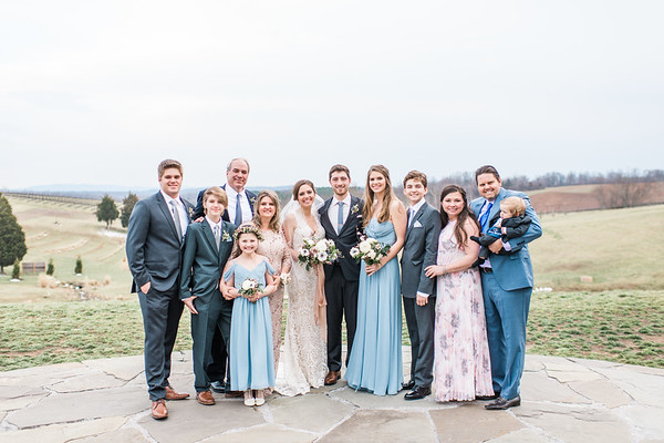 5 Family Formals