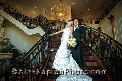 Wedding at the The Merion - 1700 Wynwood Drive, Cinnaminson, NJ 08077 By Alex Kaplan Weddings www.AlexKaplanWeddings.com