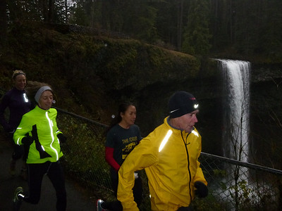 20130127 - Silver Falls Trail Run