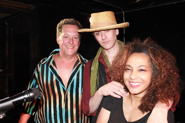 Tracey Cayolle, Pete Wood & Parker Card  @ Rockhouse Live (5/7/15)