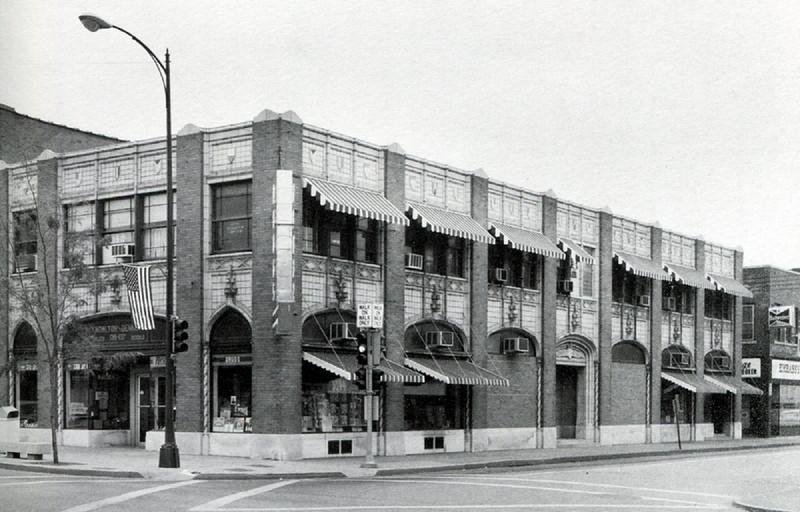 The Knowlton Bennett Building