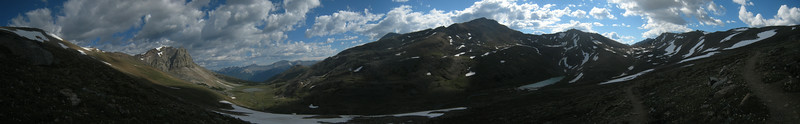 Skyline Trail: Panos (July 9, 2014)