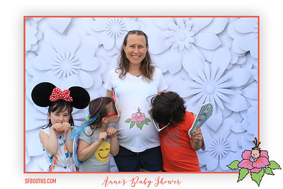 Anne's Baby Shower - May 11, 2019