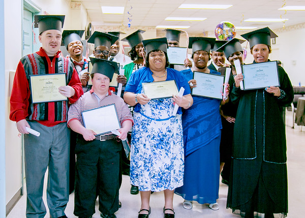 RV Adult Day Center Graduation