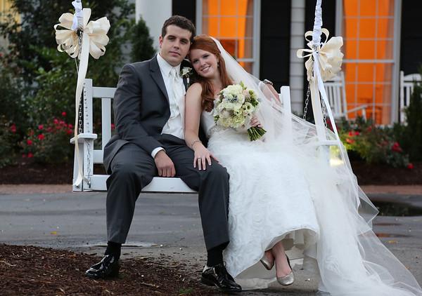 Sarah and Tim's Wedding 9-16-12