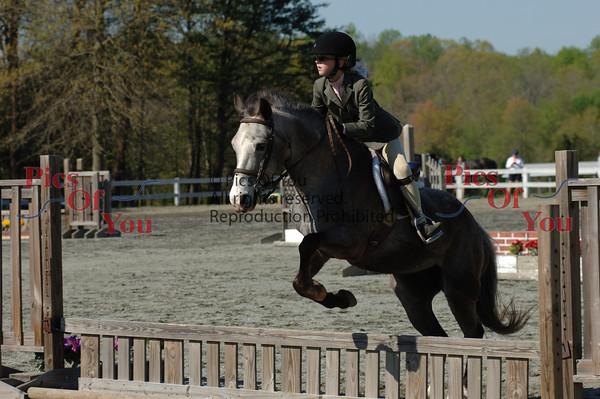 Steeple Hills Horse Show 4-18-09