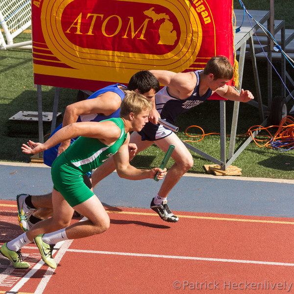 2016-06-04 Hillsdale Academy Varsity Track at State Meet