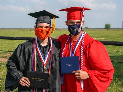 Pilot Point Graduation 2020