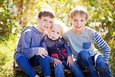 Kinder Farm Park Family - 10.15.15