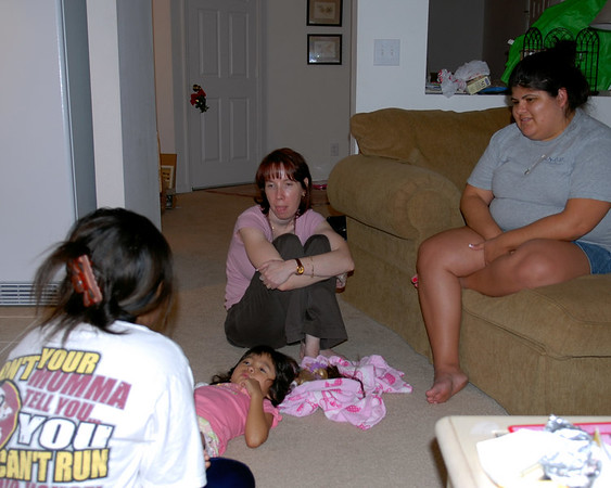 2006 11 30 - Michele's Birthday