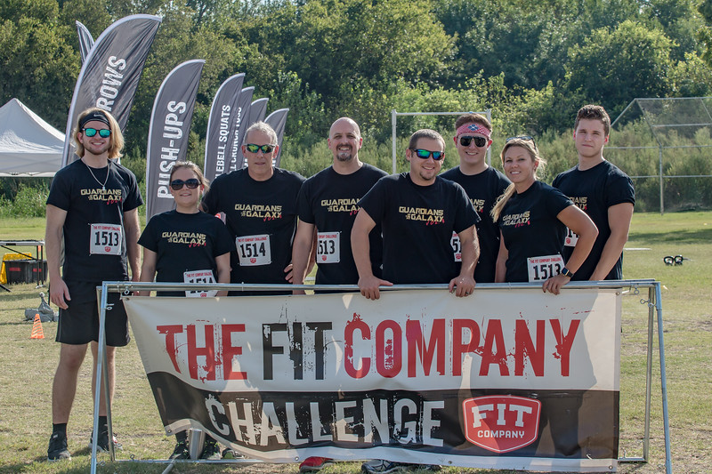 Fit Company Challenge 2017