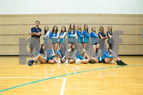 JD Volleyball Team