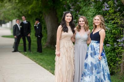 Davis High Junior Prom 2018
