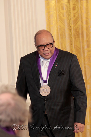 White House Medal of Arts and Humanities Ceremony