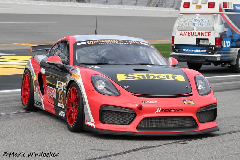GS-RS1 Porsche Cayman GT4 MR