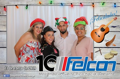 Felcon Group's Christmas Party - January 13th, 2019