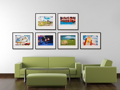 Route 66 Giclee Prints